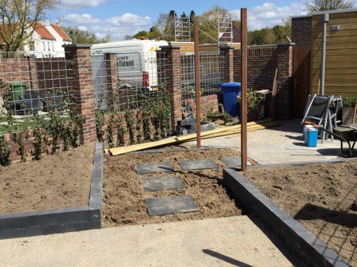 Veldhoven – Tuin Renovatie